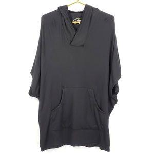 Soma Oversized Soft Tunic Hooded Sweatshirt